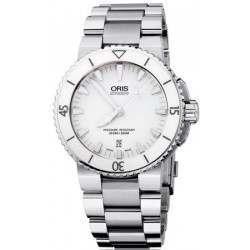 Oris Aquis Date 01 733 7653 4156-07 8 26 01PEB