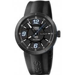 Oris TT1 Williams F1 Team Day Date 01 735 7651 4765-07 4 25 06B