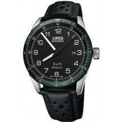Oris Calobra Day Date Limited Edition II 01 735 7706 4494-Set LS