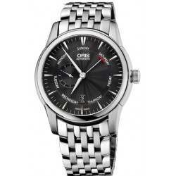 Oris Artelier Small Second Pointer Day 01 745 7666 4054-07 8 23 77