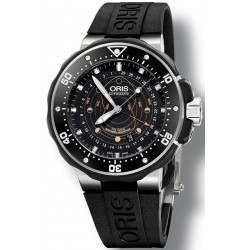 Oris Diving ProDiver Pointer Moon 01 761 7682 7154-Set