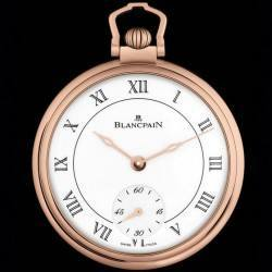 Blancpain Villeret Montre de Poche Demil-Savonnette 0151-3631-00A