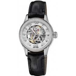 Oris Artelier Skeleton Diamonds 01 560 7687 4919-07 5 14 60FC