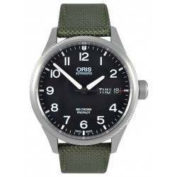 Oris Big Crown ProPilot Day Date 01 752 7698 4164-07 5 22 14FC