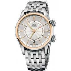 Oris Artelier Alarm 01 908 7607 6351-Set MB