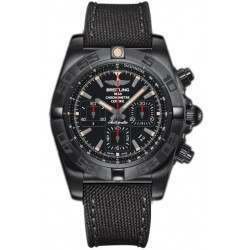 Breitling Chronomat 44 Blacksteel MB0111C3.BE35.253S