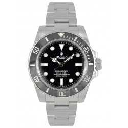 Rolex Submariner Stainless Steel Non Date Black 114060
