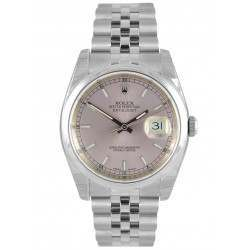 Rolex Datejust Pink/index Jubilee 116200