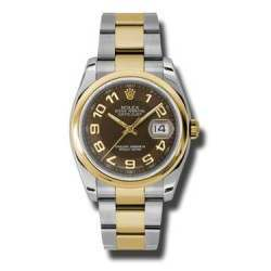 Rolex Datejust Bronze Arab Oyster 116203