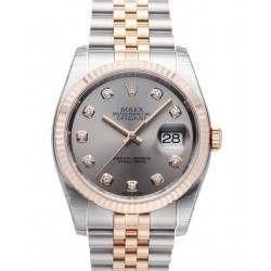 Rolex Datejust Steel/Diamond Jubilee 116231