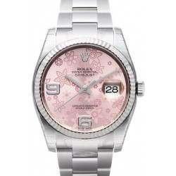 Rolex Datejust Pink Arab Oyster 116234