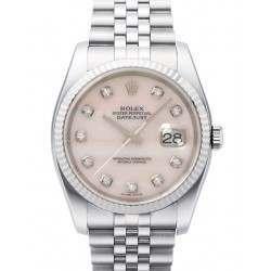 Rolex Datejust Pink mop/Diamond Jubilee 116234