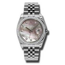 Rolex Datejust Pink mop/Diamond Jubilee 116244