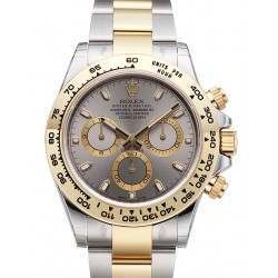 Rolex Cosmograph Daytona Steel & Gold Steel/index 116503