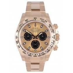 Rolex Cosmograph Daytona Everose Pink-Black/index 116505