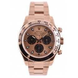 As New - Rolex Daytona EverRose Rose Dial- 116505 (rb)