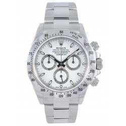 Rolex Daytona Whie dial 116520 - November 2014
