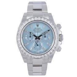 Rolex Cosmograph Daytona Ice Blue/Diamond 116576TBR