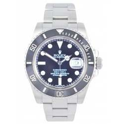Rolex Submariner Stainless Steel Date Black Dial 116610LN - Customer Return