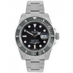 Rolex Submariner Date Steel/ Black Dial 116610LN