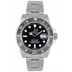 As New Rolex Submariner Date Steel/ Black Dial 116610LN