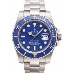 Rolex Submariner White Gold - 116619LB