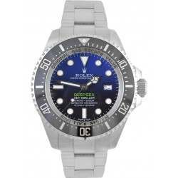 As New Rolex Sea-Dweller Deepsea D-Blue James Cameron 116660