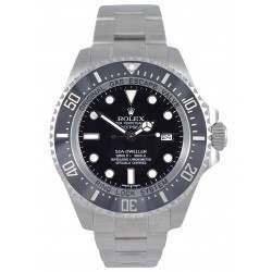 Rolex Sea-Dweller Deepsea Black/index Oyster 116660