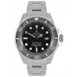 Rolex Sea-Dweller Deepsea Black Dial Oyster Bracelet 116660