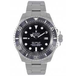 Rolex Sea-Dweller Deepsea Black/index Oyster 116660