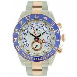 Rolex Yacht-Master II 44mm White/Index Oyster 116681