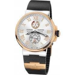 Ulysse Nardin Marine Chronometer Manufacture 45mm 1185-122-3/41 V2