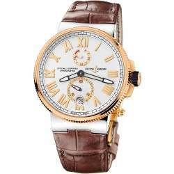Ulysse Nardin Marine Chronometer Manufacture 45mm 1185-122/41