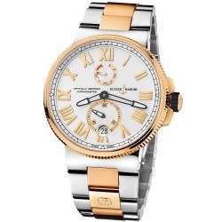 Ulysse Nardin Marine Chronometer Manufacture 45mm 1185-122-8M/41