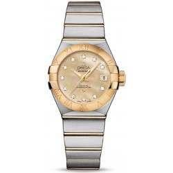 Omega Constellation Brushed Chronometer 123.20.27.20.57.002