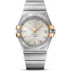 Omega Constellation Chronometer 35mm 123.20.35.20.02.004