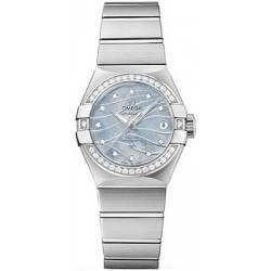 Omega Constellation Brushed Automatic 123.15.27.20.57.001|