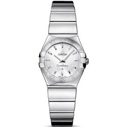 Omega Constellation Polished Quartz 123.10.24.60.02.002