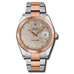 Rolex Datejust 41 Sundust/ Index Oyster 126301
