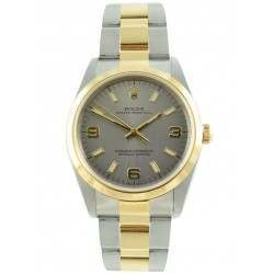 Rolex Oyster Perpetual Silver Dial 14203M