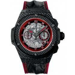 Hublot Unico Carbon And Red 701.QX.0113.HR