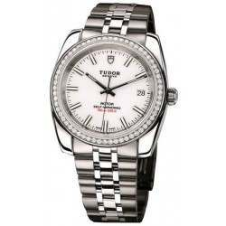 Tudor Classic Date 38mm White Dial 21020