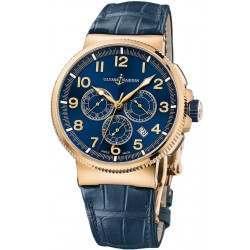 Ulysse Nardin Marine Manufacture Chronograph 1506-150/63