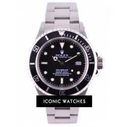 Rolex Seadweller 4000m Pre-Owned - 16600