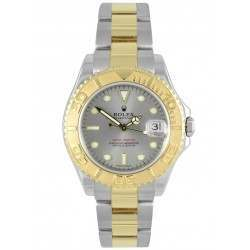 Rolex Yacht-Master 35mm Steel & Gold Oyster 168623