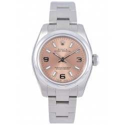 Rolex Perpetual No-Date 26mm Pink Arab Oyster 176200