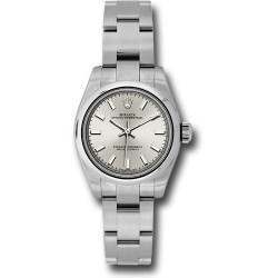 Rolex Oyster Perpetual 26 Silver/index Oyster 176200 Basel 2015