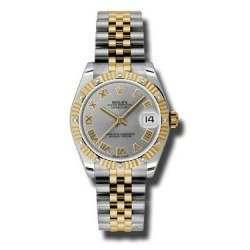 Rolex Datejust 31mm Steel & Yellow Gold Steel Roman Jubilee 178313