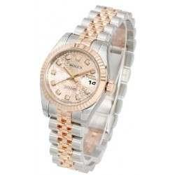 Rolex Lady-Datejust Pink Jub Diamond Jubilee 179171