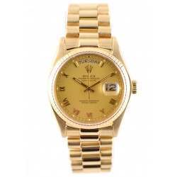 Rolex DayDate 18ct Yellow Gold 18038